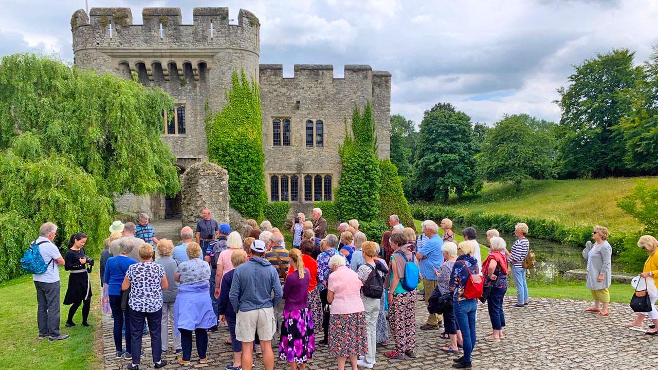 Allington Castle Cruise
